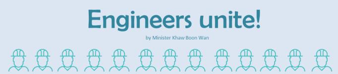 Engineers unite
