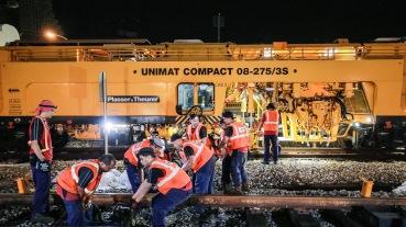 SMRT Resleepering Works (2)