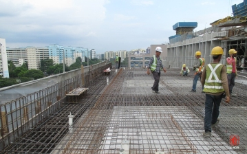 Work in progress at the 7th storey of the development.jpg